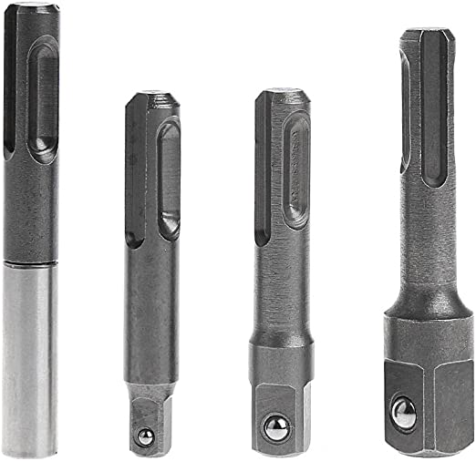 Stainless steel Screwdriver Bit High quality Gray Socket Driver Drill Set SDS