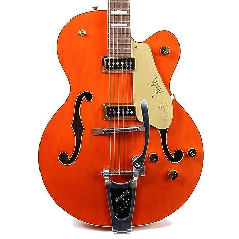 Gretsch G6120DE Duane Eddy Signature Hollow Body · Guitarra ...