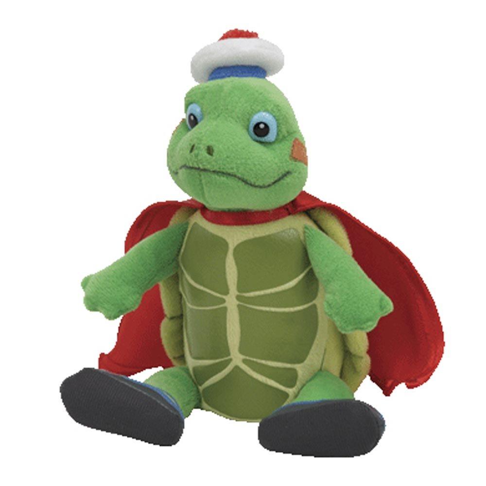 Ty peluche - Wonder Pets Tuck la Tortuga 15.cm - Wonder Pets Serie: Amazon.es: Juguetes y juegos