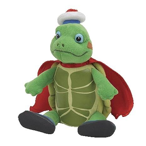 433e0cefd0c Amazon.com  Ty Beanie Babies Tuck Turtle Wonder Pet  Toys   Games