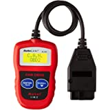 Autel AL301 Autolink Fault Code reader Auto Scan Tool Car OBD2 Scanner Automotive Diagnostic Tool