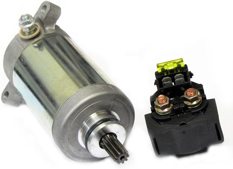 Starter Ignition Coil For Kawasaki Bayou 220  1988-2002