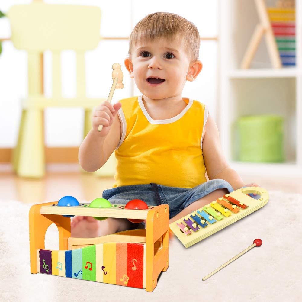 Cadeau pour Enfants Dreamingbox Jouet Musical pour Enfants