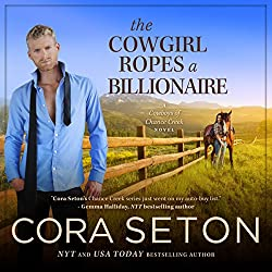 The Cowgirl Ropes a Billionaire