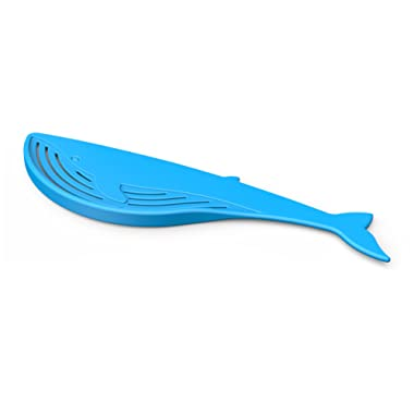 Fred BIG BLUE Whale Strainer