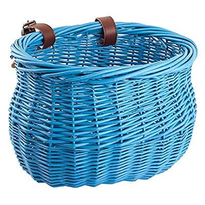 Sunlite Willow Bushel Strap-On Basket : Sports & Outdoors