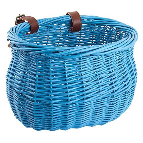 Sunlite Willow Bushel Strap On Basket