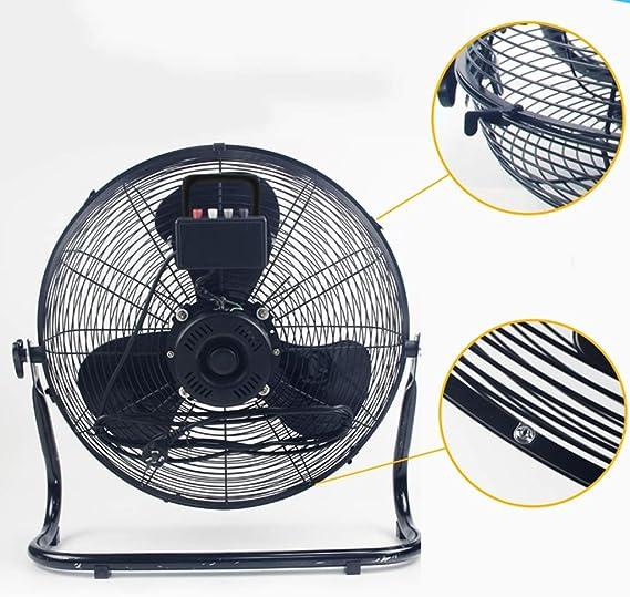 Fan eléctrica, tamaños múltiples Casa Mute Electric Fan Fuerte ...