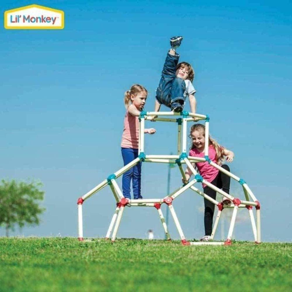 Lil Monkey Dome Climbing Frame: Amazon.co.uk: Toys & Games