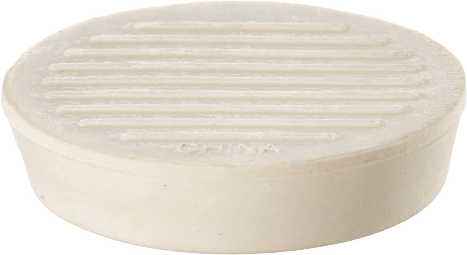 Shepherd Hardware 9165 1-1/2-Inch Round Rubber Furniture Cups, 4-Pack