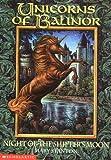Night of the Shifter's Moon (Unicorns of Balinor #7)