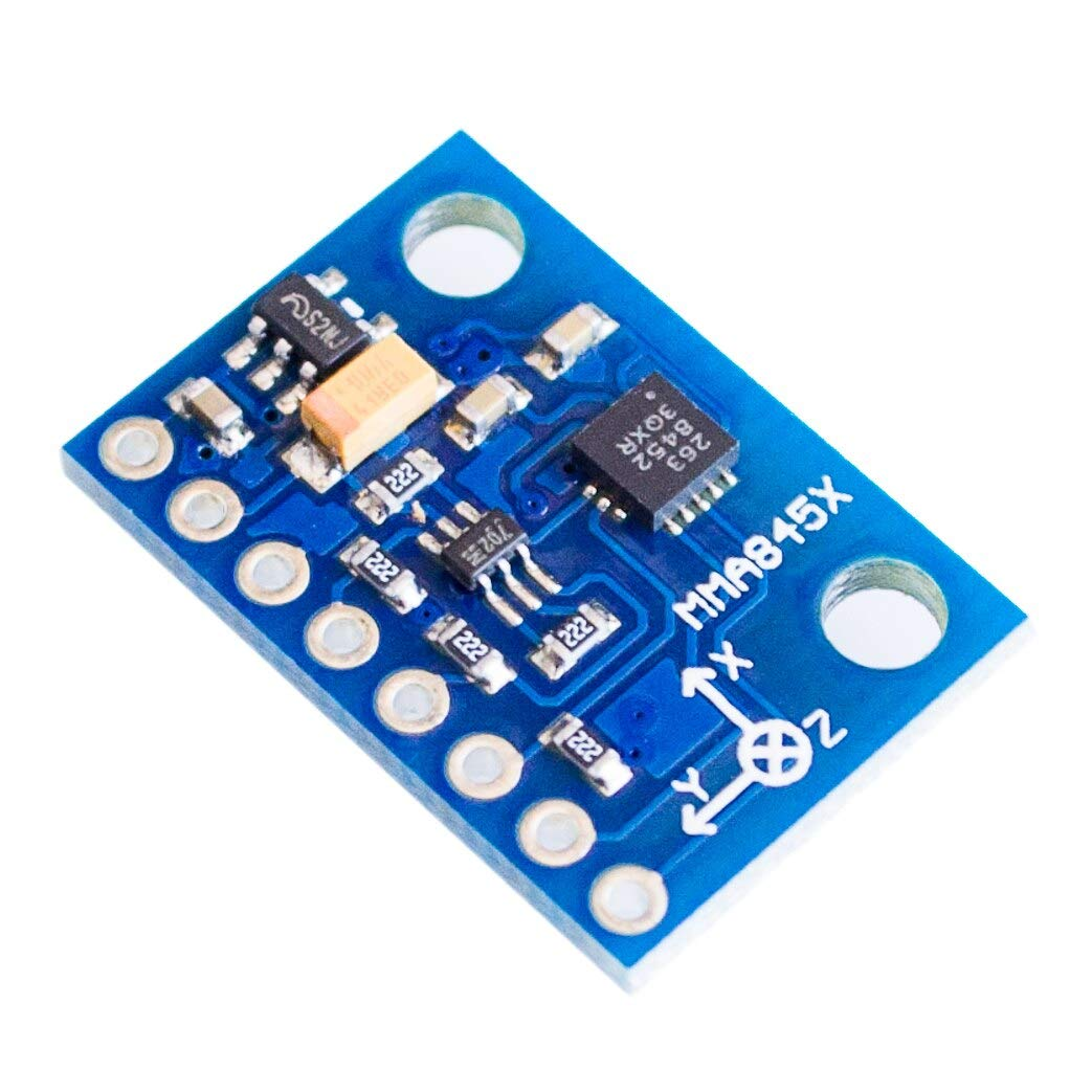 GY-45 MMA8452 Modules Digital Triaxial Accelerometer High-Precision Inclination Module Dropshipping