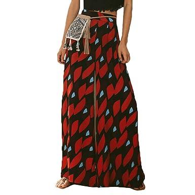 Scothen Las señoras Elegantes Pantalones Largos Redondas Mangas ...