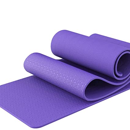 RKRLJX Yoga Colchoneta Esterilla Antideslizante Colchoneta ...