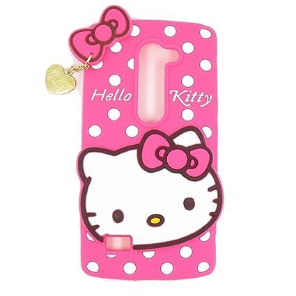 lg phone cases hello kitty. lg k10 case, premier lte l62vl l61al modefan 3d cartoon hello kitty lg phone cases
