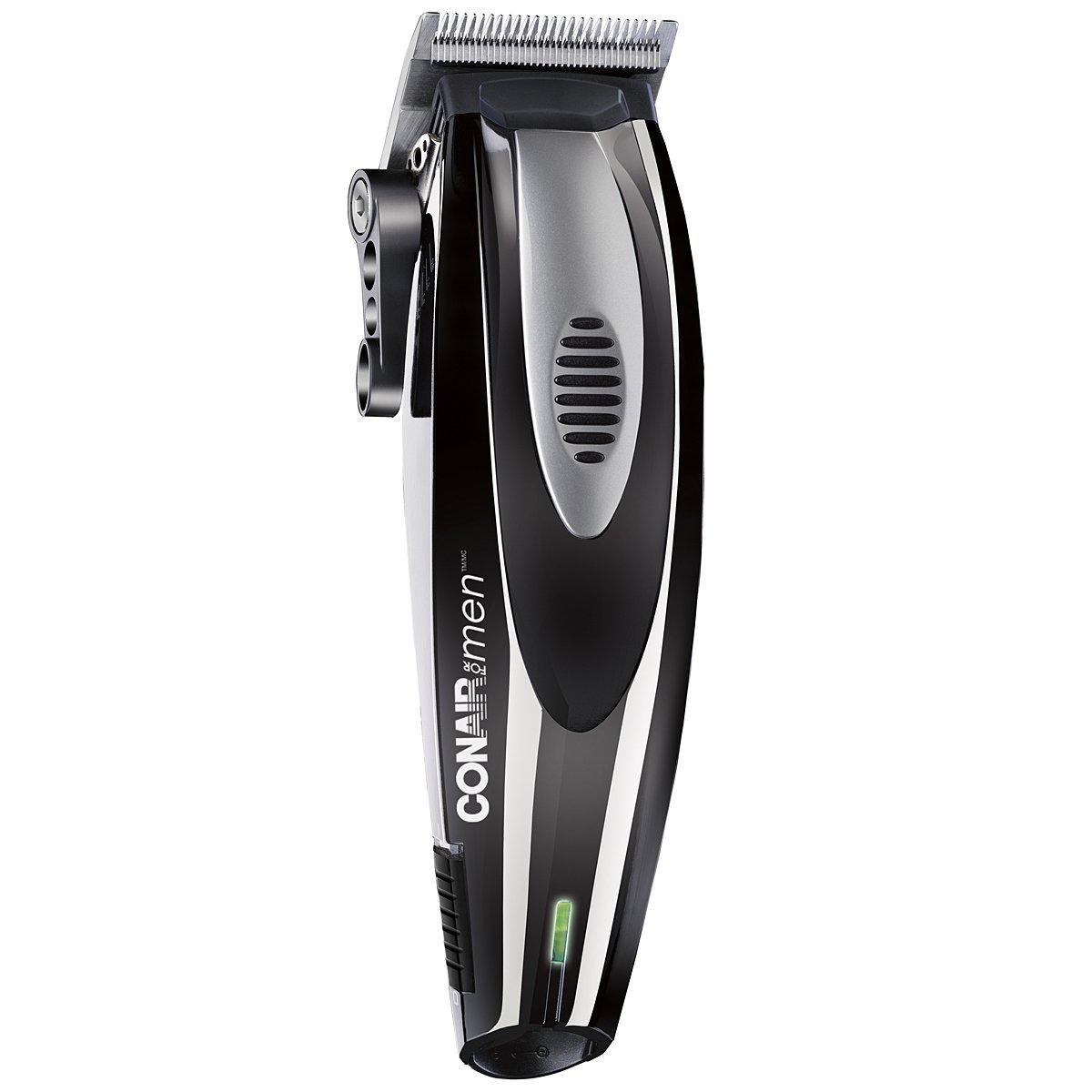 Conair for Men Titanium Hair and Beard Trimmer