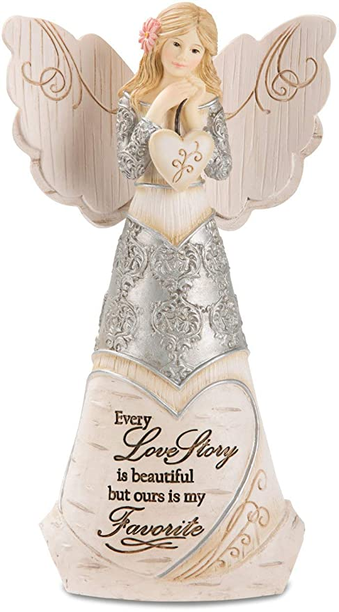 Amazon com: Pavilion Gift Company Love Story Ours is My