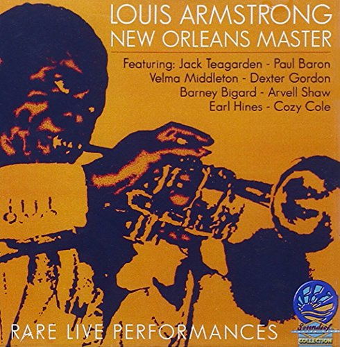Louis Armstrong - New Orleans Master (CD)