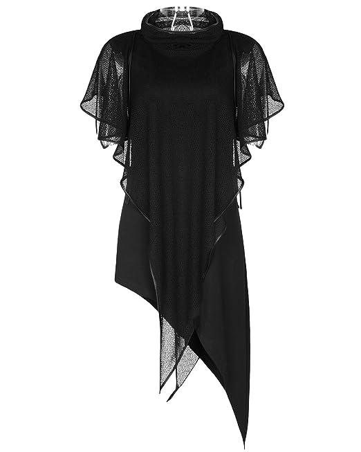 Vestidos 2 piezas negro