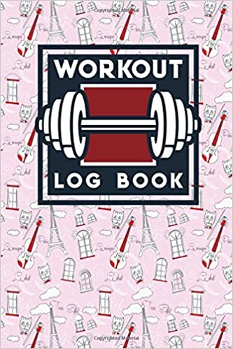 workout log book exercise sheets tracking workout exercise journal