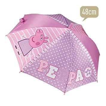 Paraguas automático premium Peppa Pig