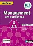 Management des entreprises BTS 2e année - Collection Réflexe