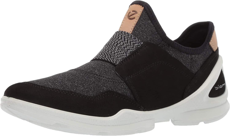 ECCO Biom Street Sneakers voor dames zwart zwart zwart zwart 51052