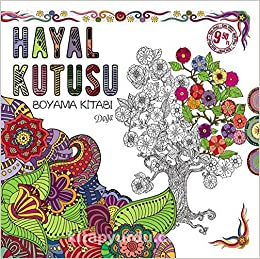 Doga Hayal Kutusu Boyama Kitabi 9786059864503 Amazoncom Books