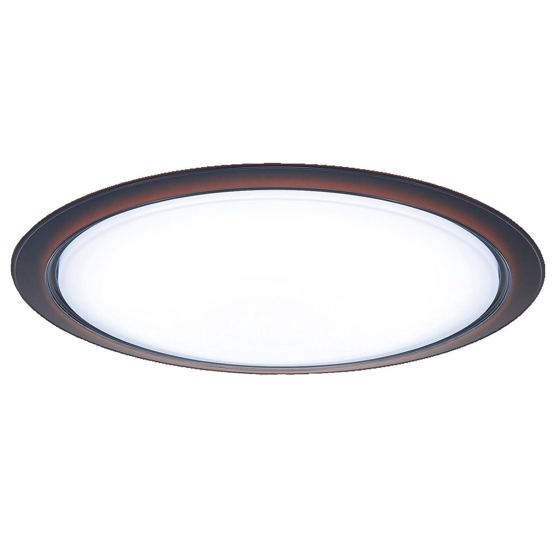 パナソニック LEDシーリングライト 調光調色タイプ リモコン付 ~8畳 蒔絵調 HH-CD0838A B07G365DZZ  8畳