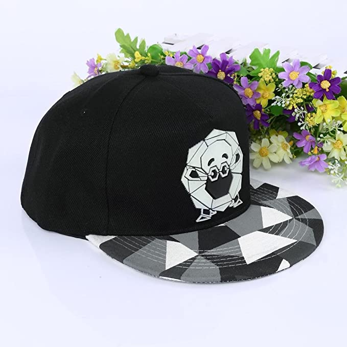a3c311b00b4 Tomtopp Women Men Visor Baseball Cap Unisex Snapback Flats Hip-Hop Bboy Hat  Sheep  Amazon.in  Clothing   Accessories