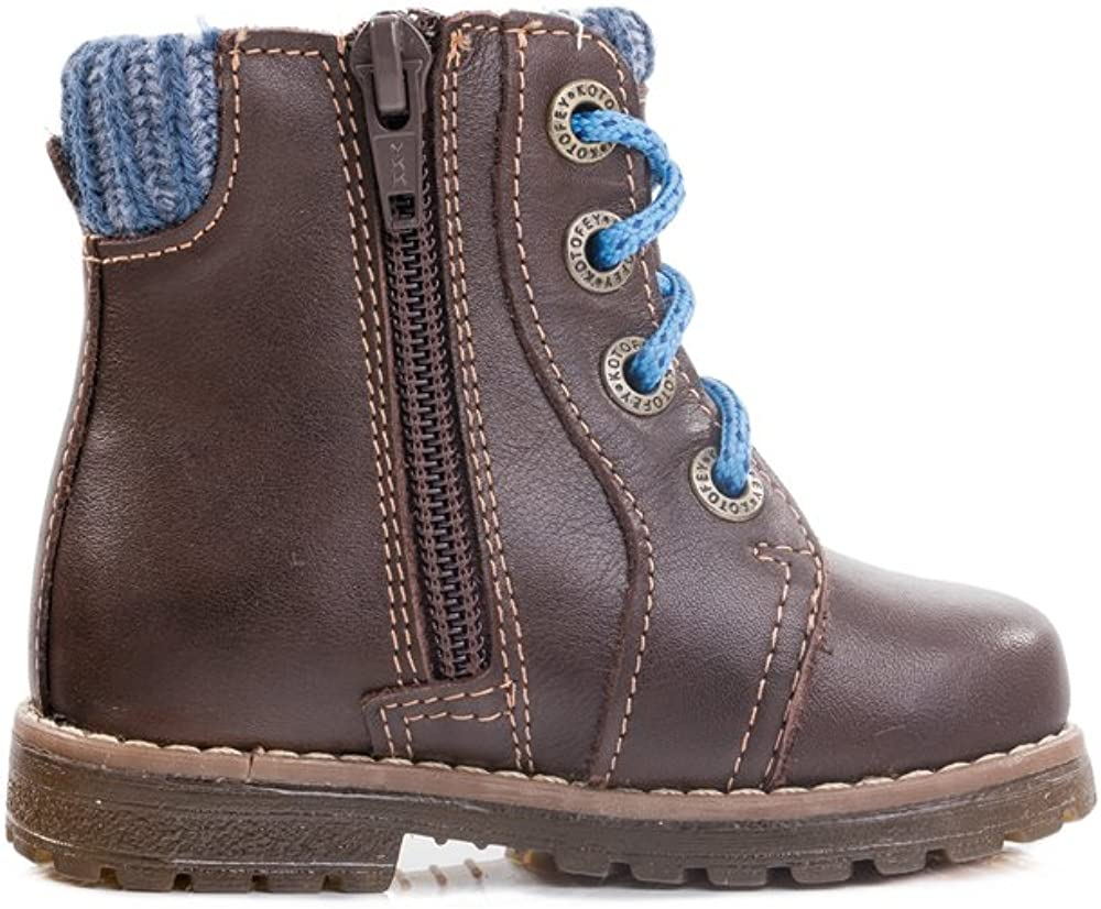 boys grey boots