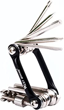 Mini multifunción bicicleta herramientas para bicicletas Ciclismo ...