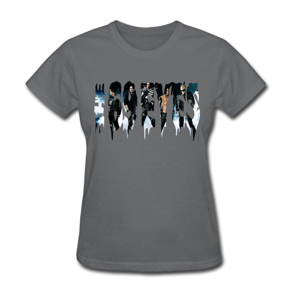 AOPO The 69 Eyes Punk T Shirt For Women