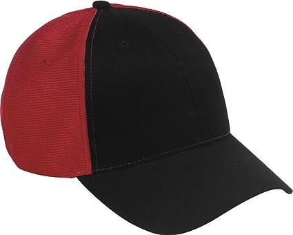 51f6d52f8 Big Accessories OSTM Baseball Cap with Technical Mesh