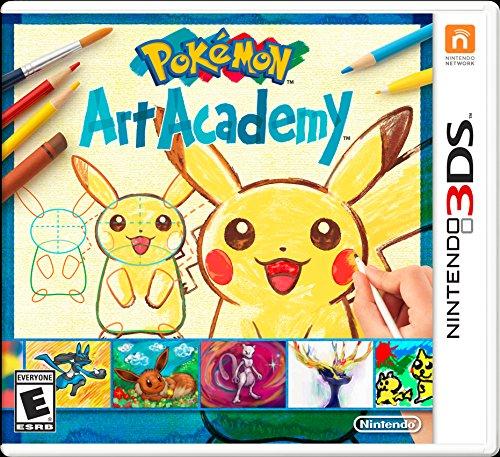 Pokemon Art Academy Game for Nintendo 3DS - 6