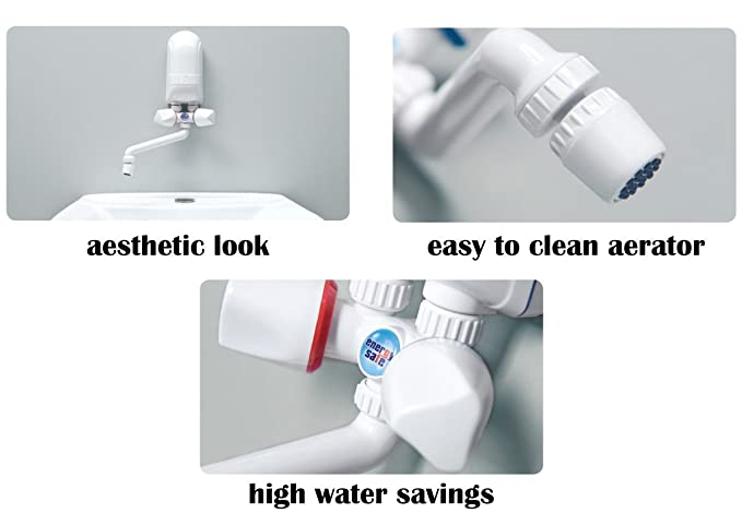 Calentador de agua de lavado con agua caliente de la caldera eléctrica instantánea mano 3,7kw blanco boquilla plástica: Amazon.es: Bricolaje y herramientas