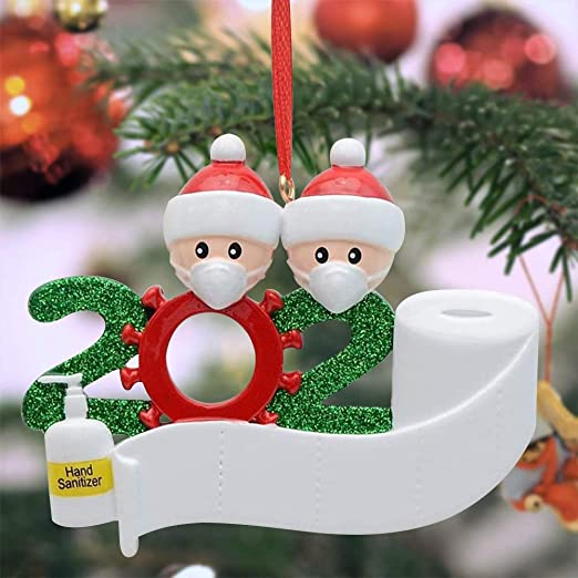Christmas Items 2020 Amazon.com: 2020 New Personalized DIY Christmas Ornaments