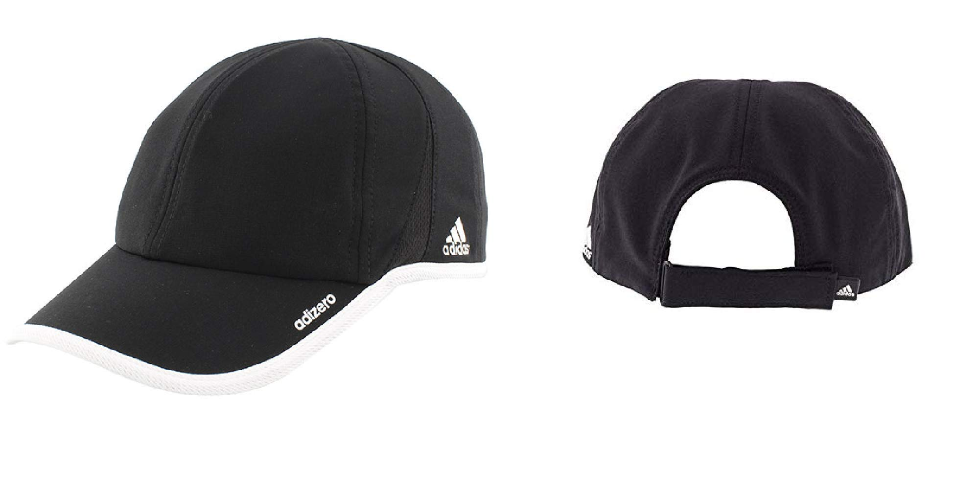check out 524bb 8f2f8 adidas Mens adiZero II Team Cap BlackWhite One Size