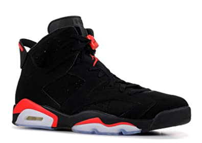 ff11f7ae6e787 Nike Air Jordan 6 Retro OG Black/Infrared 2019 384664 060 (Men's US 11