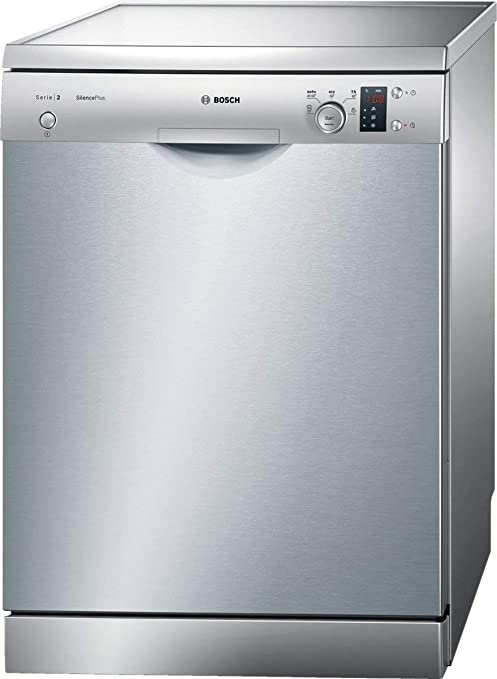 Bosch Serie 2 SMS25AI00E lavavajilla Independiente 12 cubiertos A+ ...