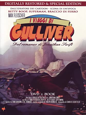 I viaggi di gulliver 1939 special edition dvd libro: amazon.it: dan