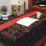 VULK Homes kitchen restaurant Thai color cotton linen cloth tablecloth / tablecloth / for home party restaurant restaurant , 100140cm Tablecloth