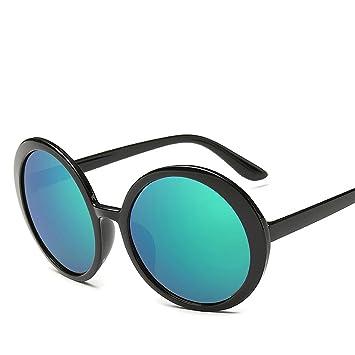 HCIUUI Nuevas gafas de sol redondas del marco 707 Gafas de ...