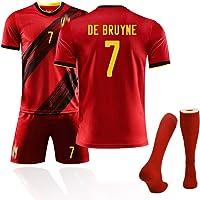 MRRTIME Camisetas de fútbol Hombres y niños Adultos
