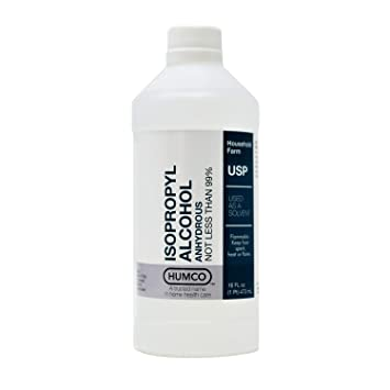 Isopropyl Alcohol Solution, 16 Ounce