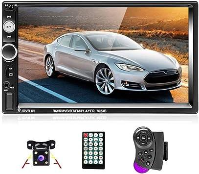 Podofo Doppel Din Auto Stereo Empfänger 17 8 Cm Elektronik