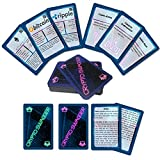 CRYPTO SWAGGER - Bitcoin & Crypto tactical card game - Super Trumps + action + strategy + learning - blockchain fun game