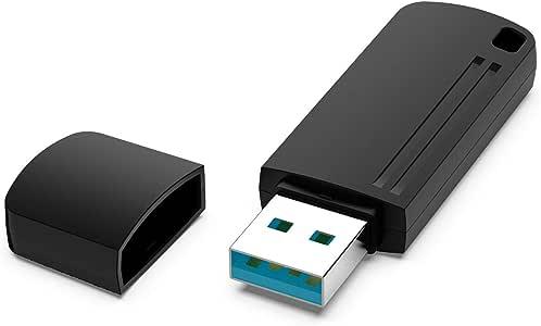 KOOTION Pendrive 128GB 3.0 Memoria USB 3.0 128GB Flash Drive 128 Gigas USB3 Pincho USB Velocidad de Transferencia de Datos de hasta 100 MB/S, Pen Drive USB Stick Negro: Amazon.es: Electrónica