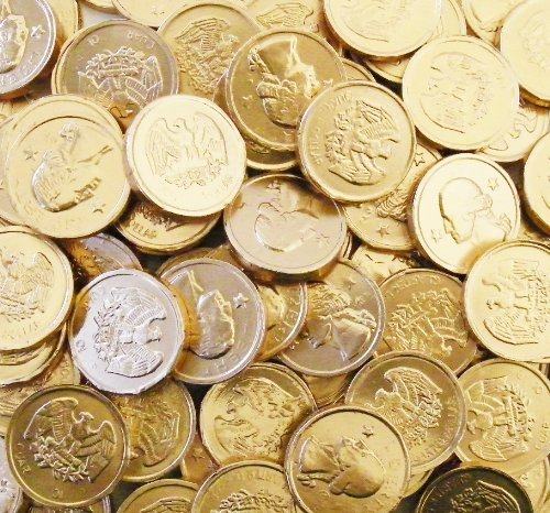 Chocolate Gold Coins 5lb -