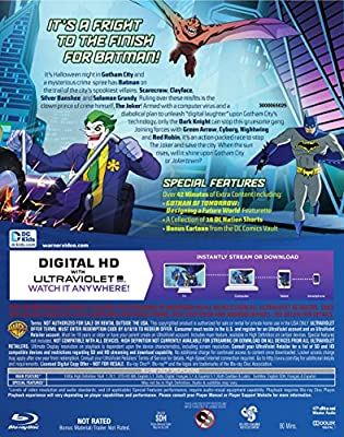 Amazon.com: Batman Unlimited: Monster Mayhem (Blu-ray + DVD ...